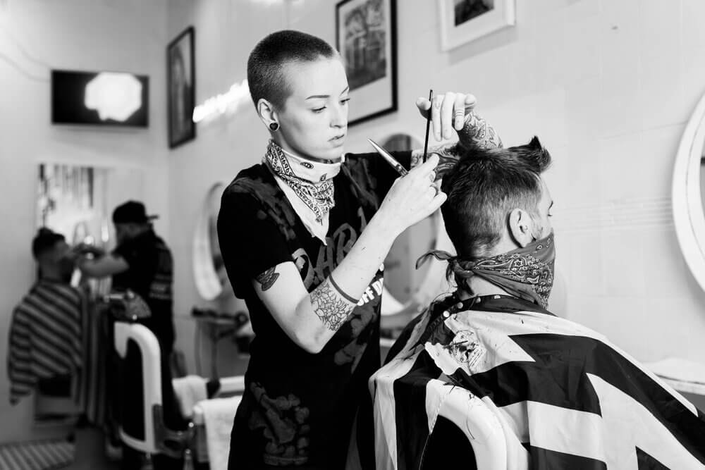 How to Make it As a Barber in New York City